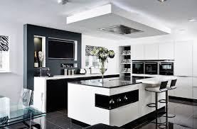 le de cuisine moderne image de cuisine moderne le noir impose style en 5870839 lzzy co