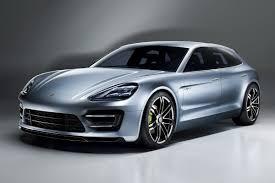 4 door porsche new porsche panamera sport turismo concept previews next sedan and