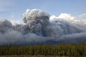 Wild Fires In Canada Now by Wildfire In Alberta Now 210 035 Acres In Size Kepr