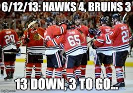 Bruins Memes - meme blackhawks 4 bruins 3