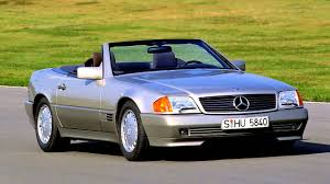 mercedes benz 500 sl bm 129 066 u002706 1988 u201393 youtube