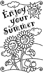 Remember To Print Out Your Free Crayola Coloring Pages Before Summertime Coloring Pages