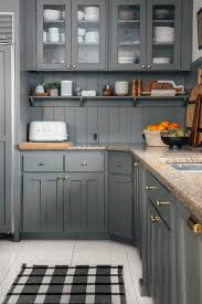 how to get rid of new kitchen cabinet smell our modern cottage kitchen makeover on the cheap chris