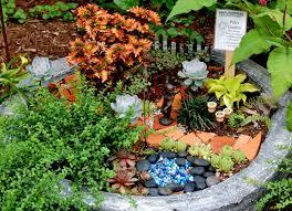 fairy garden in pot 23 fascinating ideas on miniature fairy garden