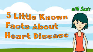 5 known facts about disease
