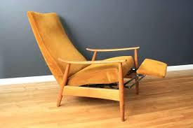 Vintage Recliner Chair Milo Baughman Lounge Chair U2013 Peerpower Co