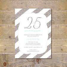 elegant black gold 50th wedding anniversary invitation with photos