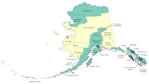 Alaska Rivers Map by List Of Boroughs And Census Areas In Alaska Wikipedia