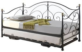 Ikea Metal Daybed Daybed Interesting Metal Daybed With Trundle For Exciting