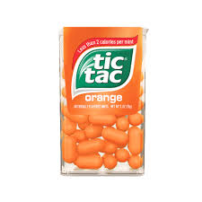 tic tac tic tac orange mints 1 oz pack great service fresh candy in