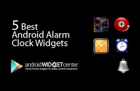 best clock widget for android best android alarm clock apps androidwidgetcenter
