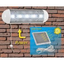 Solar Shed Light by Soroko Trading Ltd Smart Gadgets Electronics Spy Hidden