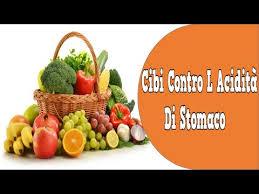 cibi contro l acidit罌 di stomaco reflussogastroesofageo rimedi