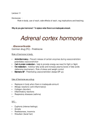 download hormone study guide pharmacology nursing docshare tips