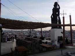 Top Ten Rooftop Bars Madrid U0027s Best Rooftop Bars The Local