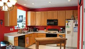interior decoration for kitchen attractive kitchen interior design idea with best paint elegant