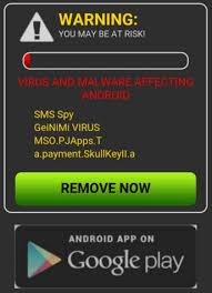 virus detector android galaxy s5 getting pop ups about virus infection among other