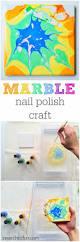 31 incredibly cool diy crafts using nail polish marble nail