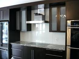 dark wood cabinets in kitchen backsplash for kitchen cabinet white glass for kitchen ideas