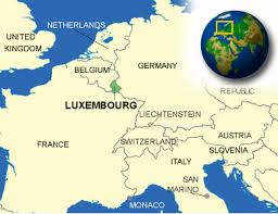 Map Of Luxembourg Luxembourg Facts Culture Recipes Language Government Eating