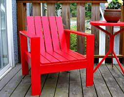 Plans For Wood Patio Furniture by Ana White Simple Outdoor Lounge Chair Diy Projects