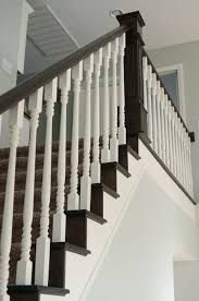Painted Banister Ideas Best 25 Painted Banister Ideas On Pinterest Banisters Banister