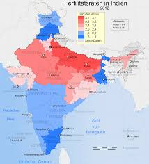 World Map Of India by File 2012 Fertility Rate Map Of India Births Per Woman By Its