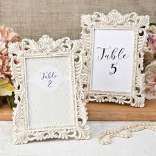 Table Card Holders by Table Number Frames U0026 Place Card Holders U2013 Tea And Becky