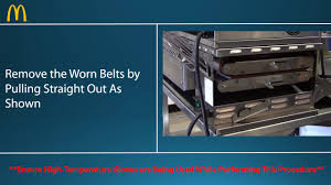 Bun Toaster Prince Castle Prince Castle Cbt Sb Na 1ps Club Belt Replacement Youtube
