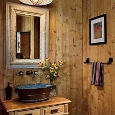 Rustic Bathroom Ideas Magnificent Rustic Bathroom Wall Ideas Rustic Bathroom Ideas With