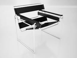knoll wassily chair 01 3d cgtrader
