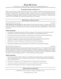 Resume Retail Sales Resume Samples For Retail Sales Associate 9 Retail Sales