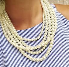 photo pearl necklace images Grace multi layered pearl necklace prep obsessed jpg