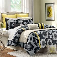 Yellow And Grey Bed Set 29 Best White Bedding Sets Images On Pinterest White Bedding Set