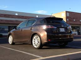 lexus ct200 hybrid lexus ct200h the h is for kyoei usa