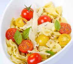 cuisiner des tomates cerises des pâtes aux tomates cerises cuisinons les legumes