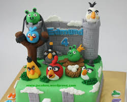 angry bird cake for 4 year old boy jocakes