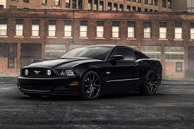 Matte Black Mustang Wheels Xo Verona Wheels Satin Black Rims