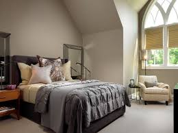 modern bedroom ideas with gray bedding sheets home interior