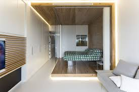 Small Studio Apartment Design Prefab New York Micro Unit Apartment Building Offers Affordable