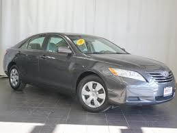 used white toyota camry for sale edmunds