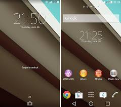 sony xperia player apk android l theme apk file available for sony xperia devices