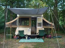 Bag Awning For Pop Up Camper Homemade Awning Thanks For The Ideas Pictures