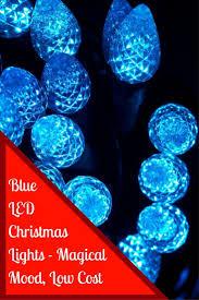 25 best blue led christmas lights images on pinterest led