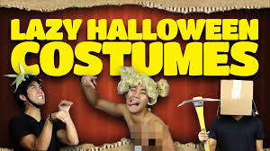 Halloween Costumes Lazy Halloween Costume Ideas