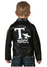 toddler grease t birds jacket