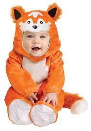 Fantastic Fox Halloween Costume Toddler Baby Fantastic Fox Animal Halloween Fancy Dress