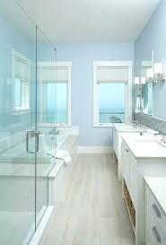coastal bathrooms ideas coastal bathroom design ideas best half wall shower ideas on shower