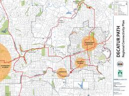 Atlanta Beltline Map Decatur Path U2014 Kaizen Collaborative