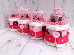 Pink And Brown Baby Shower Decorations Baby Shower Diaper Cakes Cat In The Hat Diaper Cake U2013 Page 2
